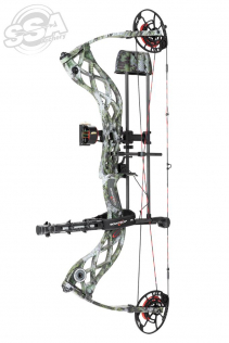 KIT BOWTECH ICON G2 DELUXE - 2020