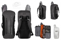 DELUXE RECURVE BACKPACK CHARCOAL