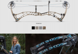 BOWTECH CARBON EVA SHOCKEY