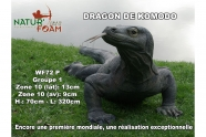 DRAGON DE KOMODO NF