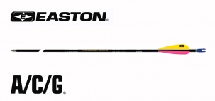 TUBES EASTON ACG par 12