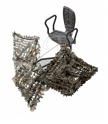CAMOUFLAGE TREESTAND RAPIDMOUNT 3D
