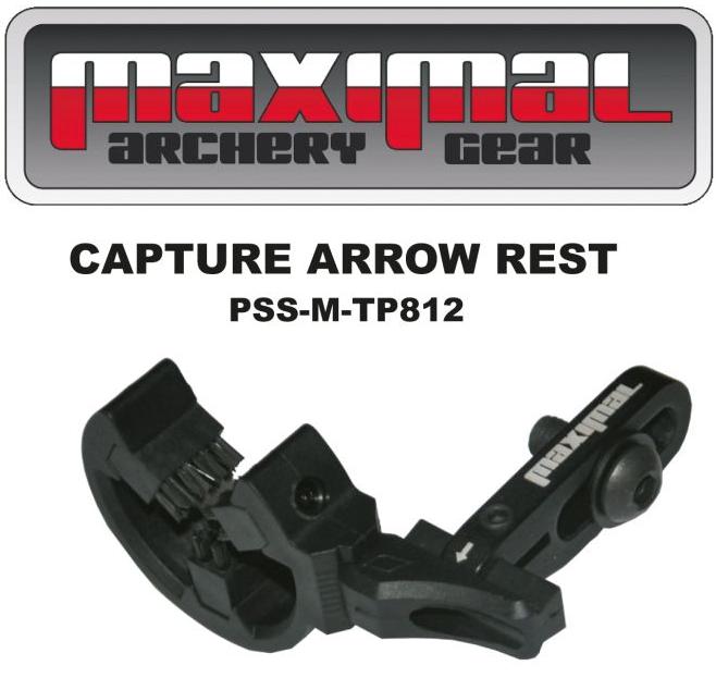 Hamskea Tir à L/'Arc Hybrid Hunter Pro Standard dropaway ARROW Rest Droitier Câble Commande