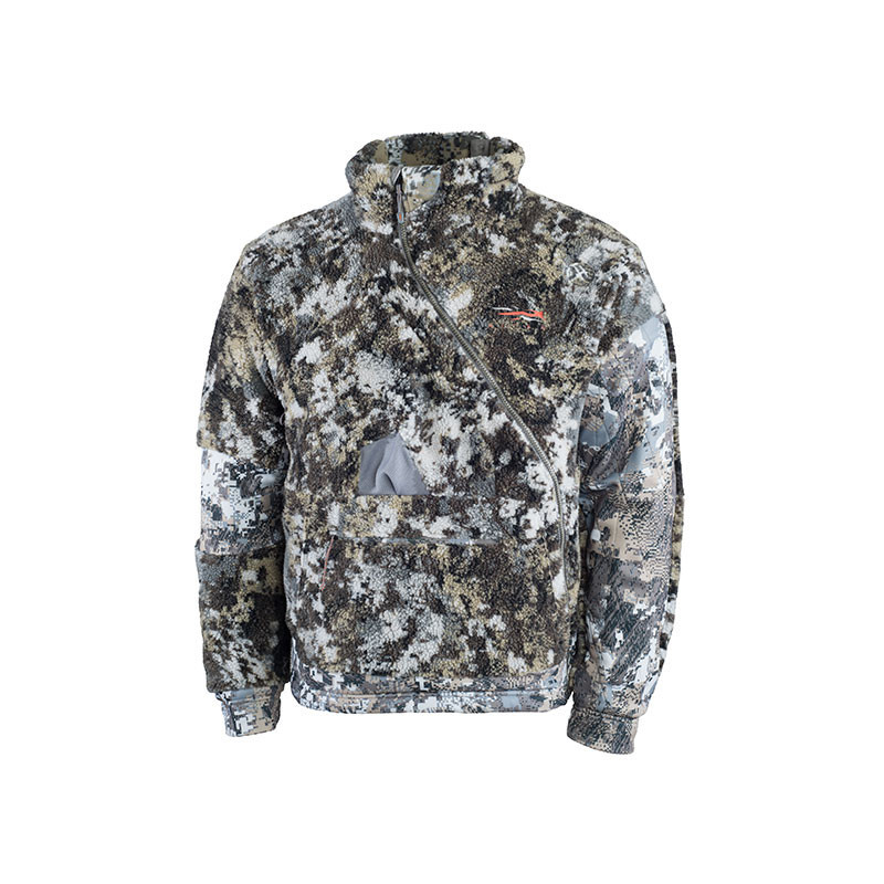 SITKA FANATIC JACKET OPTIFADE ELEVATED II