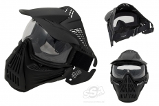 FACE PROTECTION MASK ARCHERY TAG