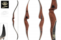 KIT TRADITION RECURVE MONOBLOC