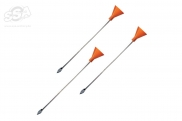 BIG BORE MINI BROADHEADS DARTS (par 50)