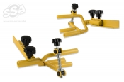 ADJUSTABLE BOW VISE MULTI-AXIS