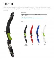 POIGNEE FC-100 CARBON