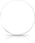 LENTILLE CLEAR TARGETS DOC'S CHOICE LENS FOR 20/20 SCOPE