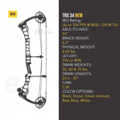MATHEWS TRX® 34 - 2021
