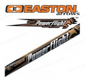 TUBES EASTON POWERFLIGHT par 12